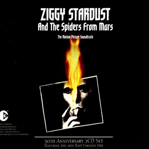David Bowie - OST Ziggy stardust and the spiders from mars