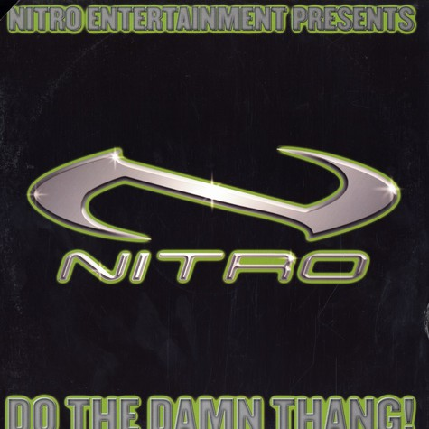 Nitro - Do the damm thang feat. Mob Playas