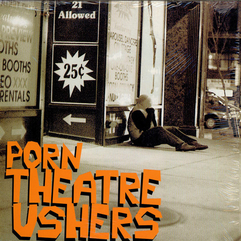 Porn Theatre Ushers - Me & Him