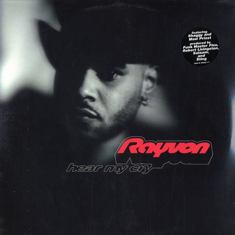 Rayvon - Hear me cry
