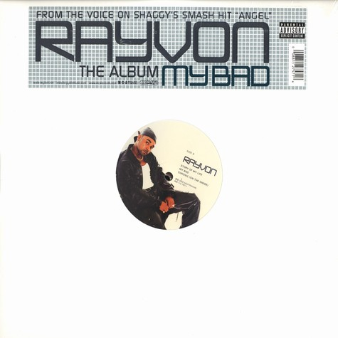 Rayvon - My bad - the album