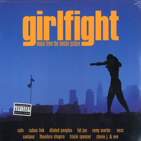 V.A. - OST Girlfight