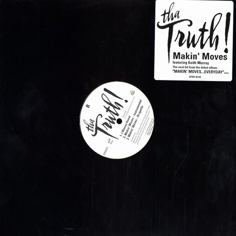 Tha Truth - Makin' moves feat. Keith Murray