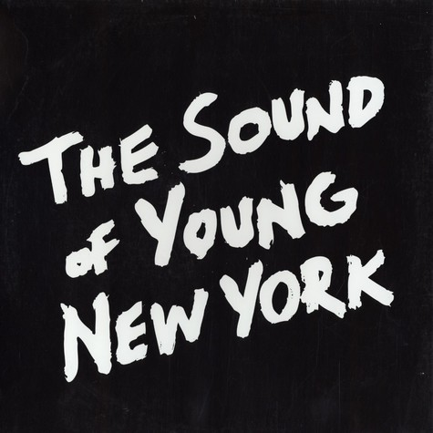 V.A. - The sound of young New York