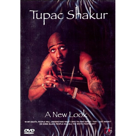 2Pac - A new look