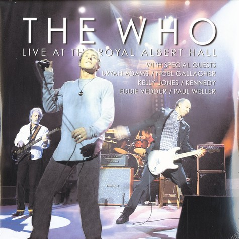 Who, The - Live at the Royal Albert Hall