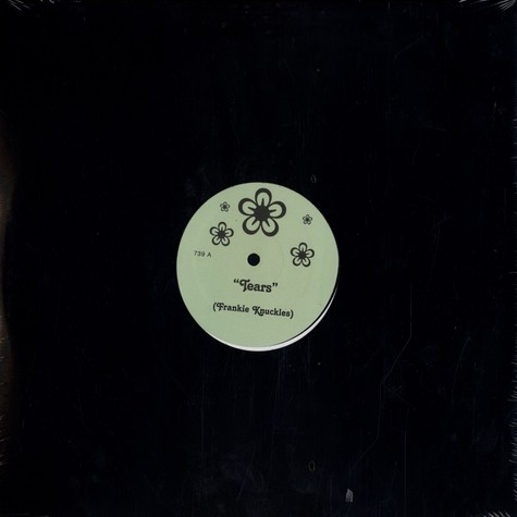 Frankie Knuckles / Nightcrawlers - Tears / push the feeling on