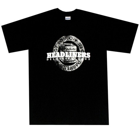 Headliners - Logo T-Shirt