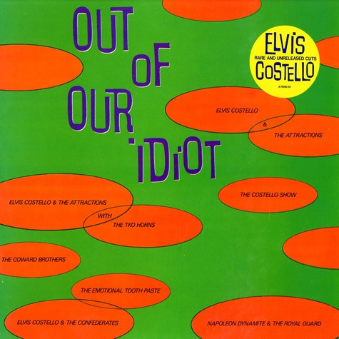 Elvis Costello - Out of our idiot