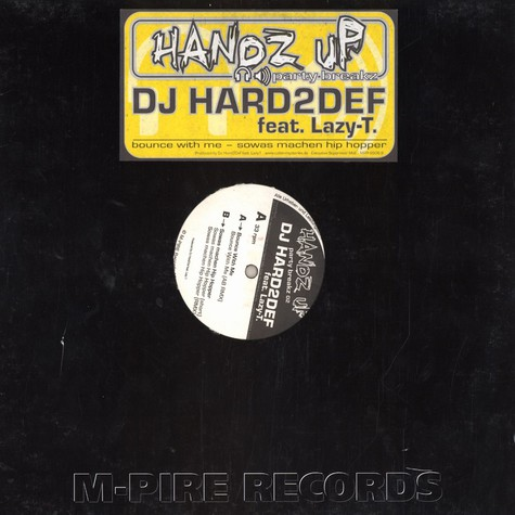 DJ Hard2def - Bounce with me feat. Lazy T
