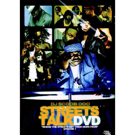 DJ Scoob Doo - The streets talk volume 1