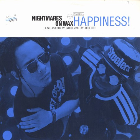 Nightmares On Wax - Happiness
