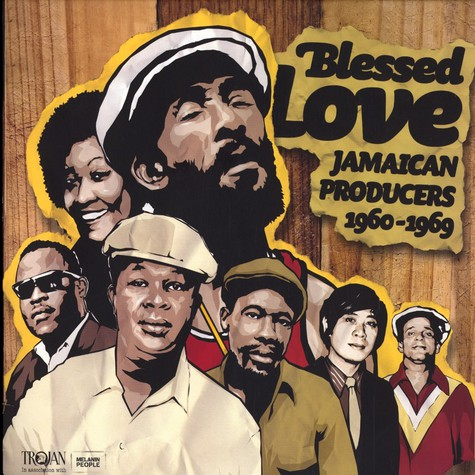 Jamaican Producers 1960-1969 - Blessed love