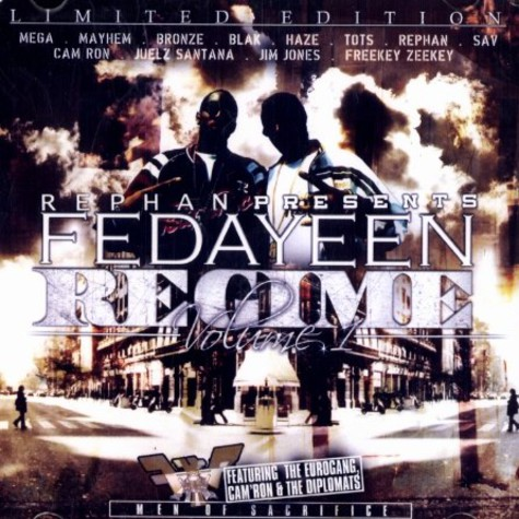 Fedayeen Regime (Dipset Eurogang) - Men of sacrifice