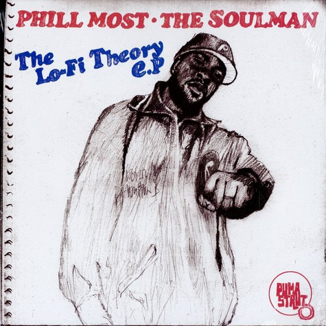 Phill Most The Soulman - The lo-fi theory EP