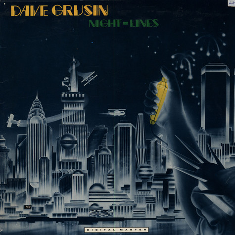Dave Grusin - Night-Lines