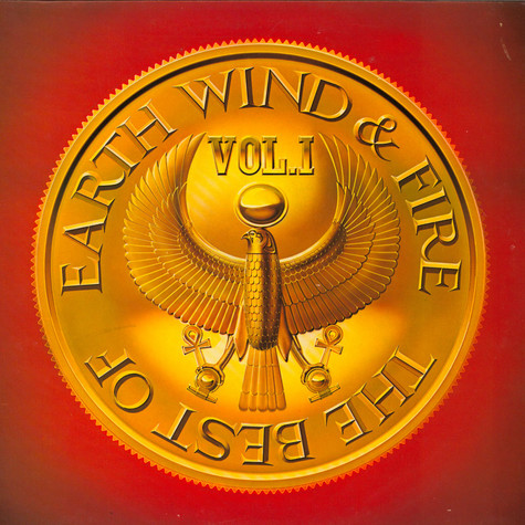 Earth Wind & Fire - The Best Of Earth Wind & Fire Vol. 1