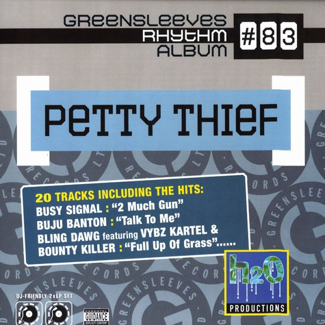 Greensleeves Rhythm Album #83 - Petty thief