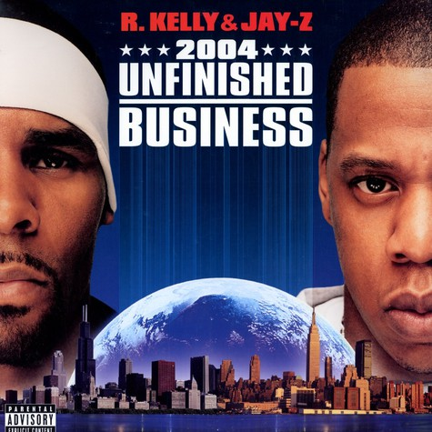 R.Kelly & Jay-Z - Unfinished business