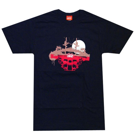 Giant Step - Mitchy bwoy city T-Shirt