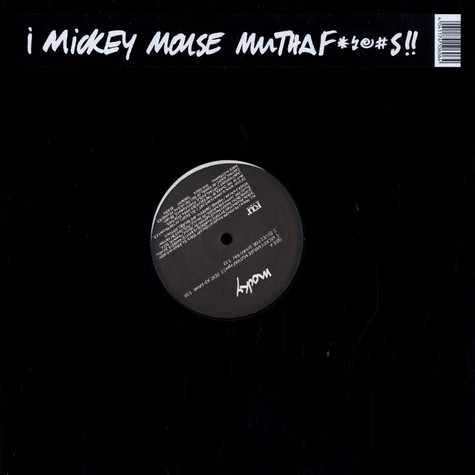 Mocky - Mickey Mouse muthafuckers