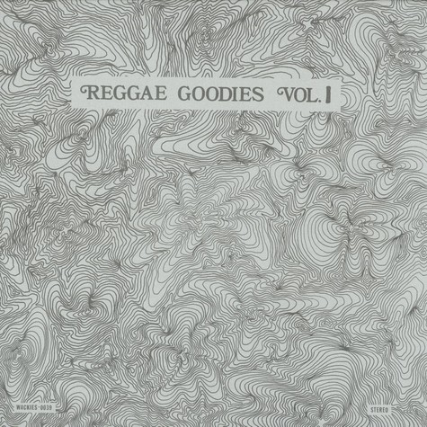 V.A. - Reggae goodies Volume 1