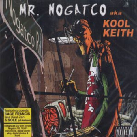 Kool Keith - Mr. Nogatco
