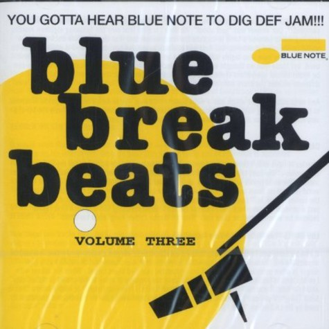 V.A. - Blue break beats Volume 3