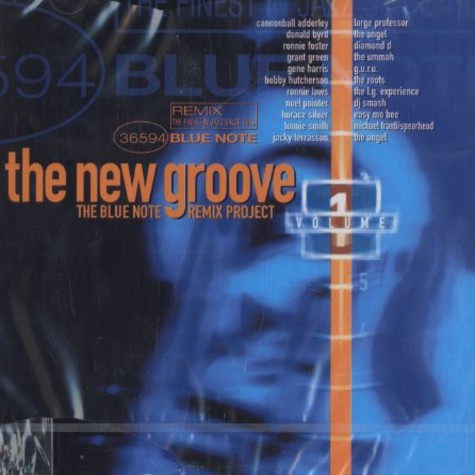 V.A. - The new groove - the Blue Note remix project Volume 1