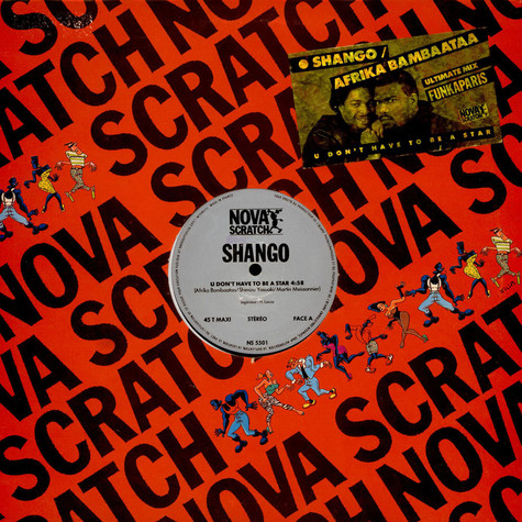 Shango - U don't have to be a star