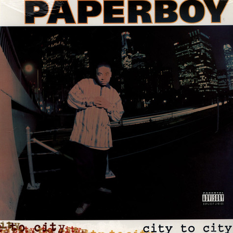 Paperboy - City To City