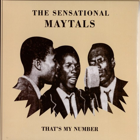 Maytals, The - That's my number