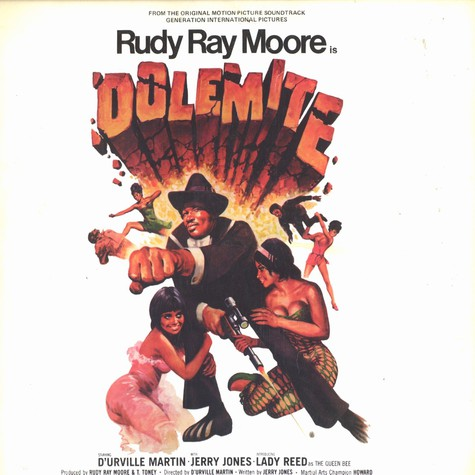 """Rudy Ray Moore - Rudy Ray Moore Is """"Dolemite"""""""