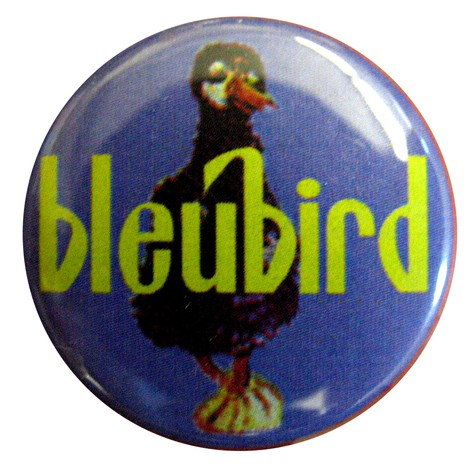 Bleubird - Bleubird button
