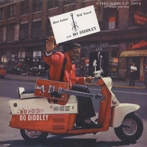 Bo Diddley - Have guitar will travel