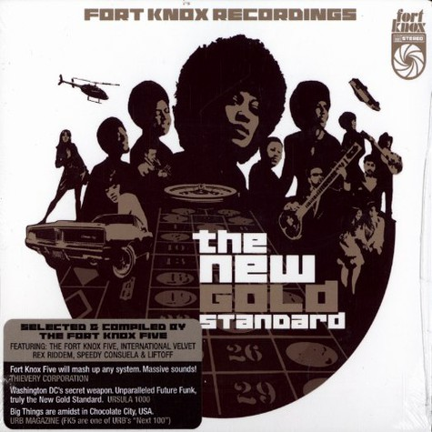 Fort Knox Five - The new gold standard