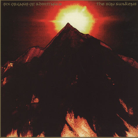 Six Organs Of Admittance - The sun awakens