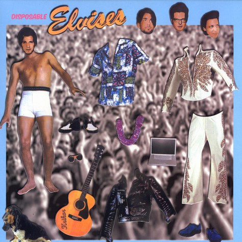 Krikor - Disposable Elvises