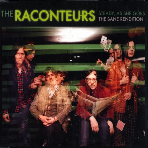 Raconteurs, The - Steady, as she goes