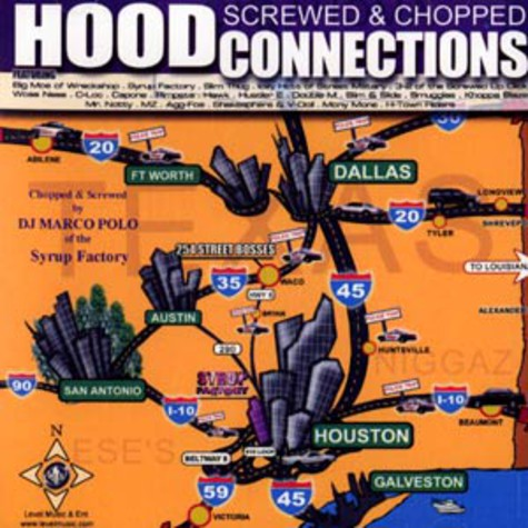 Hood Connection - Screwed & chopped