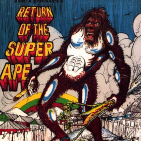 Upsetters, The - Return of the super ape