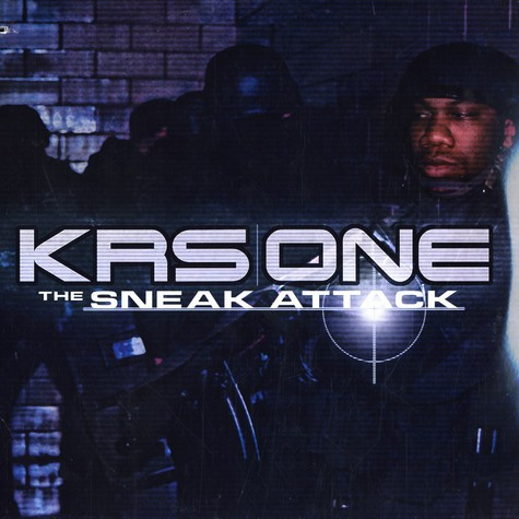 KRS-One - The Sneak Attack