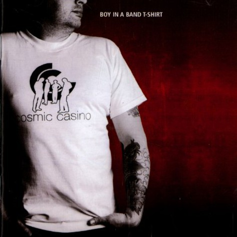 Cosmic Casino - Boy in a band T-Shirt
