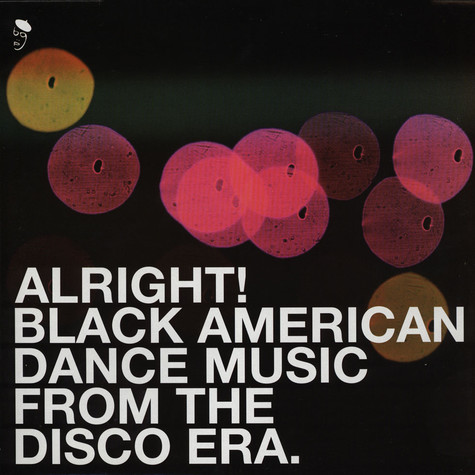 V.A. - Alright ! Black American Dance Music