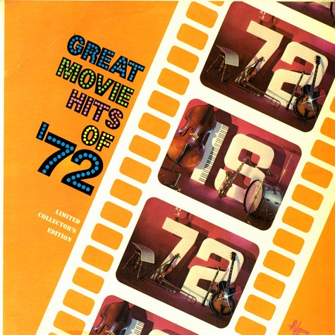 Cinema Sound Stage Orchestra, The - Great movie hits of 72