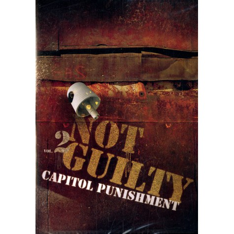 Not Guilty - Volume 2 - capitol punishment