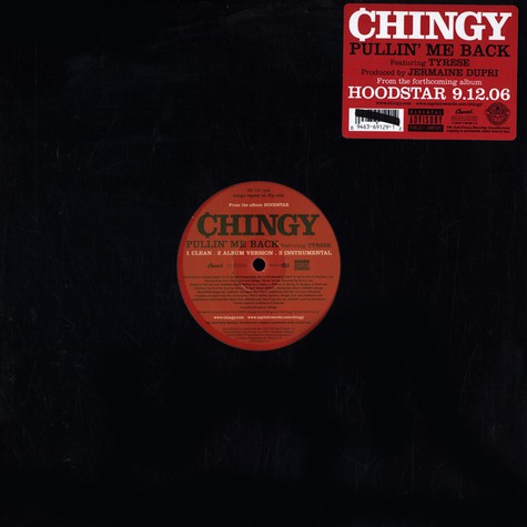 Chingy - Pullin me back feat. Tyrese
