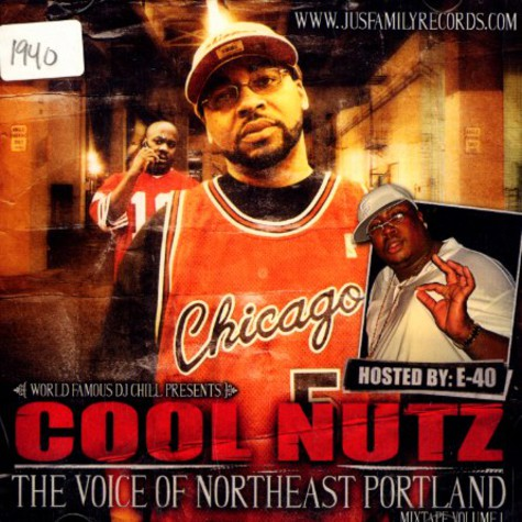 Cool Nutz & E-40 - The voice of Northeast Portland