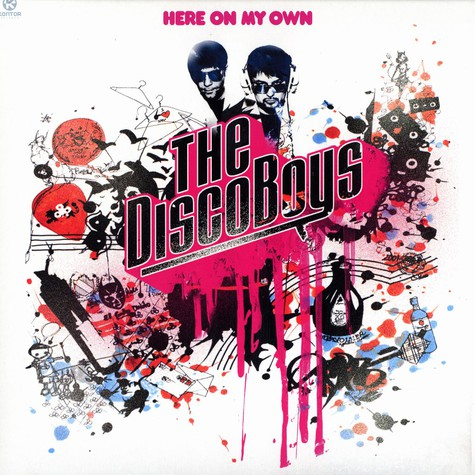 Disco Boys, The - Here on my own