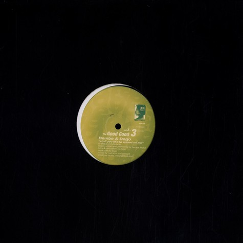 Bembe & Dego / Innerdaze - Stuff you like to unload on me / supa7
